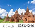 ミャンマー_バガンの仏塔群 62584240