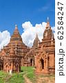 ミャンマー_バガンの仏塔群 62584247