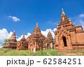 ミャンマー_バガンの仏塔群 62584251