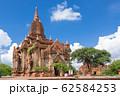 ミャンマー_バガンの仏塔群 62584253