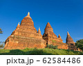 ミャンマー_バガンの仏塔群 62584486