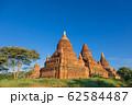 ミャンマー_バガンの仏塔群 62584487