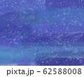 ファンタジーテイストの水彩風背景 ネイビー 62588008