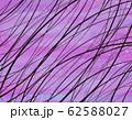ファンタジーテイストの水彩風背景 ピンク 62588027