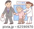 高齢要介護者の通院 62590970