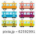 電車 列車 鉄道 アイコン 62592991