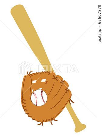 野球の道具3点セット 62607879