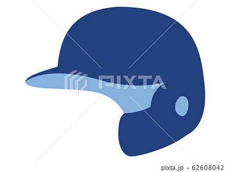 野球のヘルメット 62608042