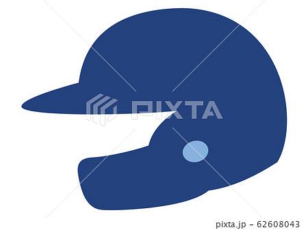 野球のヘルメット 62608043