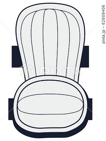 バッターのプロテクター 62608406