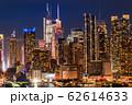 《ニューヨーク》マンハッタンの夜景・ハルミトンパークより 62614633