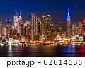 《ニューヨーク》マンハッタンの夜景・ハルミトンパークより 62614635