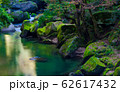 絶景の渓流風景です。神話伝説・鬼の舌震(オニノシタブルイと読みます)・島根県 62617432
