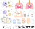 ウイルスセット2 62620936