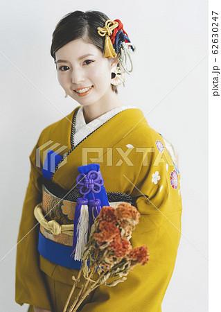 和装 花嫁 ブーケ 62630247