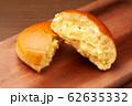 クリームパン 62635332