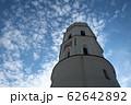 ビルニュスの鐘塔 62642892