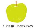 りんご 版画調 62651529