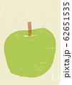 りんご 版画調 62651535