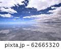 ウユニ塩湖  62665320