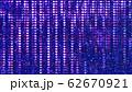 キラキラ ハート スパンコール カーテン メタル 背景 バックグラウンド 62670921