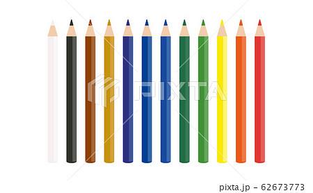 色鉛筆 62673773