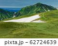 飯豊本山から見る大日岳 62724639