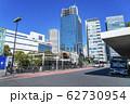 【神奈川県】川崎駅前の風景 東口 62730954