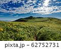ニッコウキスゲ群落と飯豊本山 62752731