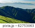 夏の飯豊山稜線から見る磐梯山 62753063
