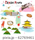 京都の観光名所 春 62769461