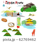 京都の観光名所 62769462