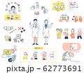 感染症イメージ3 セット 62773691