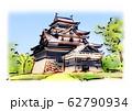 松江城 62790934