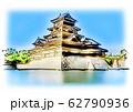 松本城 62790936
