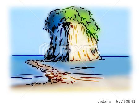 見附島 62790941