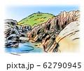 室戸岬 62790945