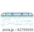 新幹線 電車 列車 鉄道 アイコン  62793050