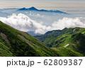 飯豊山から見る磐梯山 62809387