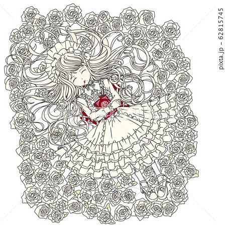 白ロリィタ(血) 62815745