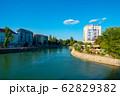オーストリア ウィーンの街並み 62829382