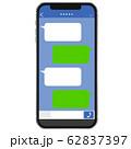 スマートフォン(SNS) 62837397