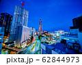 浜松市 浜松駅周辺夜景 62844973