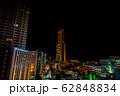 浜松市 浜松駅周辺夜景 62848834