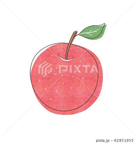 赤りんご 62851955