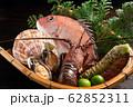 魚介類盛り合わせ 62852311