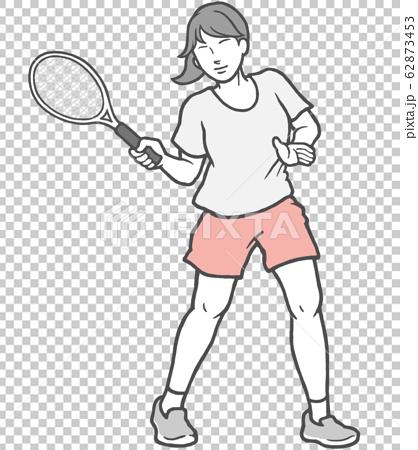 Tennis young women women 62873453