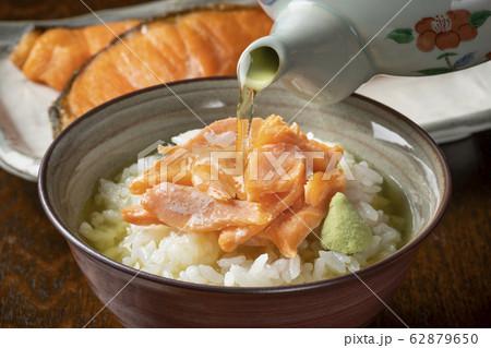 鮭茶漬け 62879650