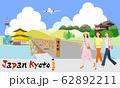 京都観光 女子旅 62892211