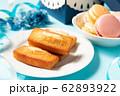 洋菓子 フィナンシェ マカロン 62893922